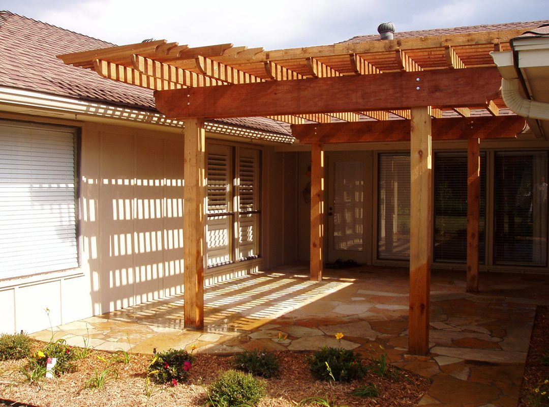patio covers, arbors,