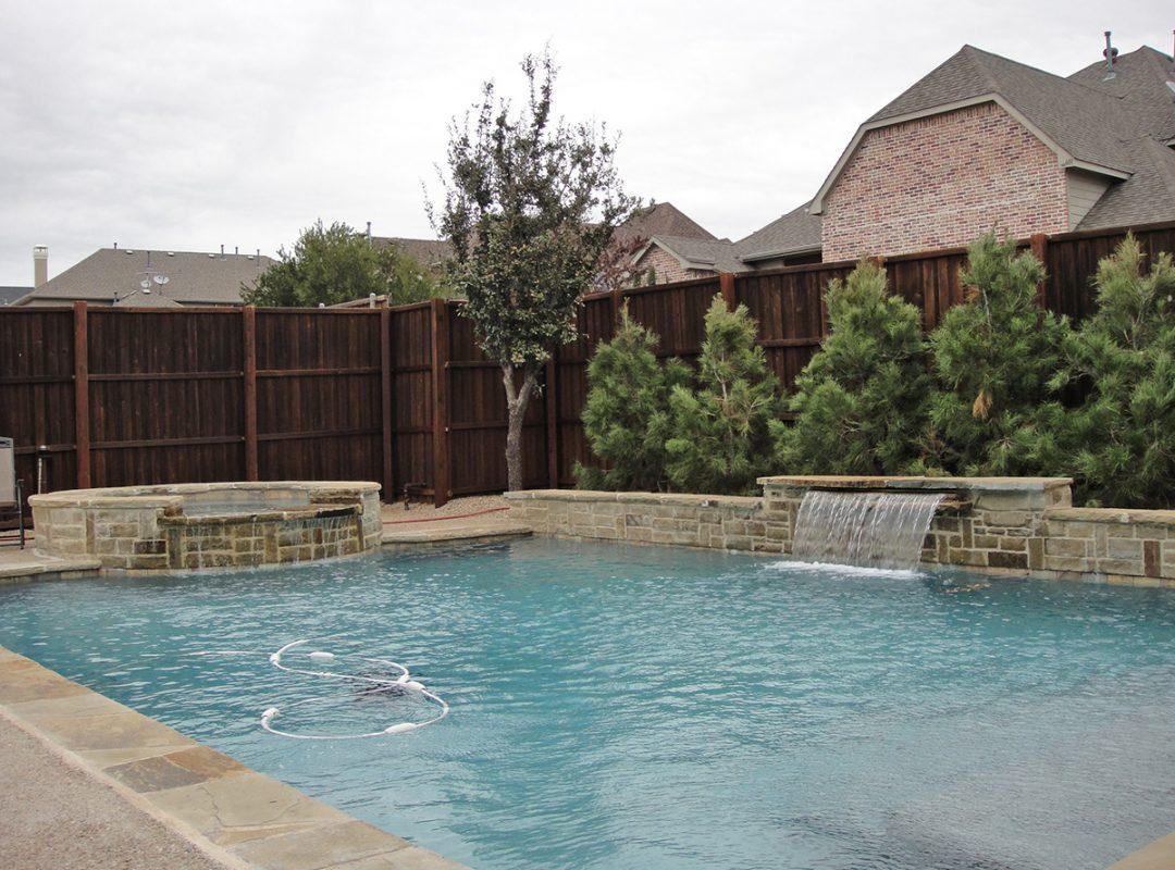 pools, pool design, stonework, pool landscaping, pool installation